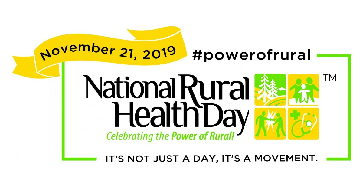 National Rural Health Day Next Week